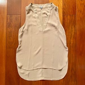 Charlotte Russe High Low Tank with Side Slit